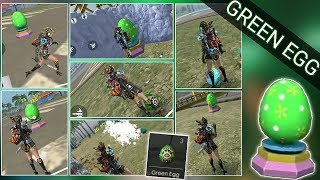 How To Get Green Egg - Proof (Free Fire)