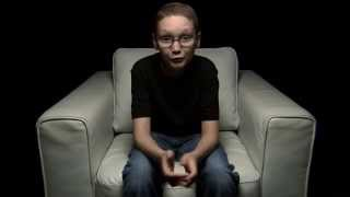13 year old boy:  Cancer has done a lot of good stuff too