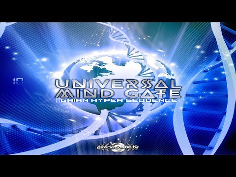 Universal Mind Gate - Gaian Hyper Sequence [Full EP]