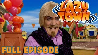 Lazy Town | Dancing Dream | Full Episode