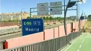 Parque Goya I y II ya están unidos por una pasarela