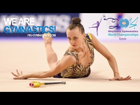 FULL REPLAY - 2014 Rhythmic Worlds, Izmir (TUR) - All-around Final (Rank 1-12) - We are Gymnastics!