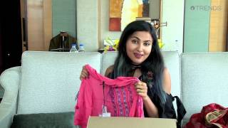 Trends Unboxing by Vidya Vox