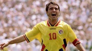 Gheorghe Hagi, Regele din Carpați Goals  Skills