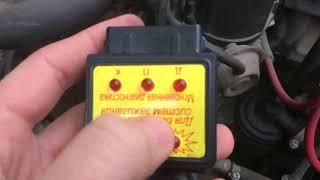 видео Как проверить коммутатор ВАЗ 2109
