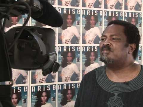 African designers take New York catwalk