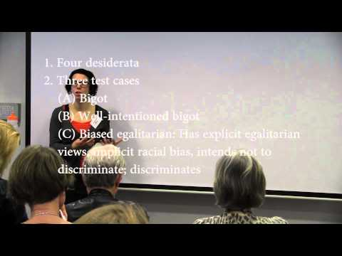 Implicit Mind: What do we want from a model of implicit bias? with Jules Holroyd