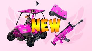 How to Unlock NEW 'CUDDLE HEARTS WRAP' FREE Wrap in Fortnite EARLY! (NEW WEAPON WRAP in Fortnite!)