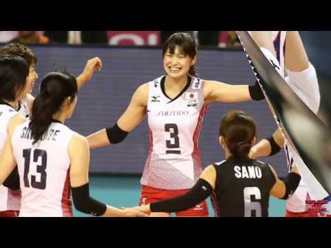 Pemain Bola Voli Cantik Asal Jepang Ini Begitu Mempesona, Bikin Para Cowok Melongo!