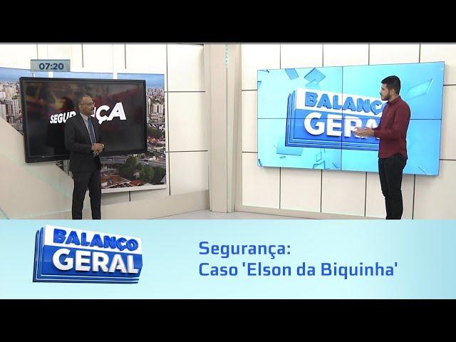Segurança - 'Elson da Biquinha' morre em operação; criminoso era um dos mais procurados pela policia
