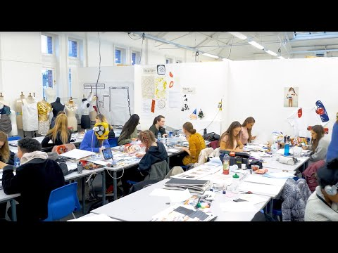 Leeds Arts University - Foundation Diploma In Art & Design
