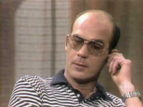 Hunter S. Thompson says Jimmy Carter is ruthless, 1977 | CBC