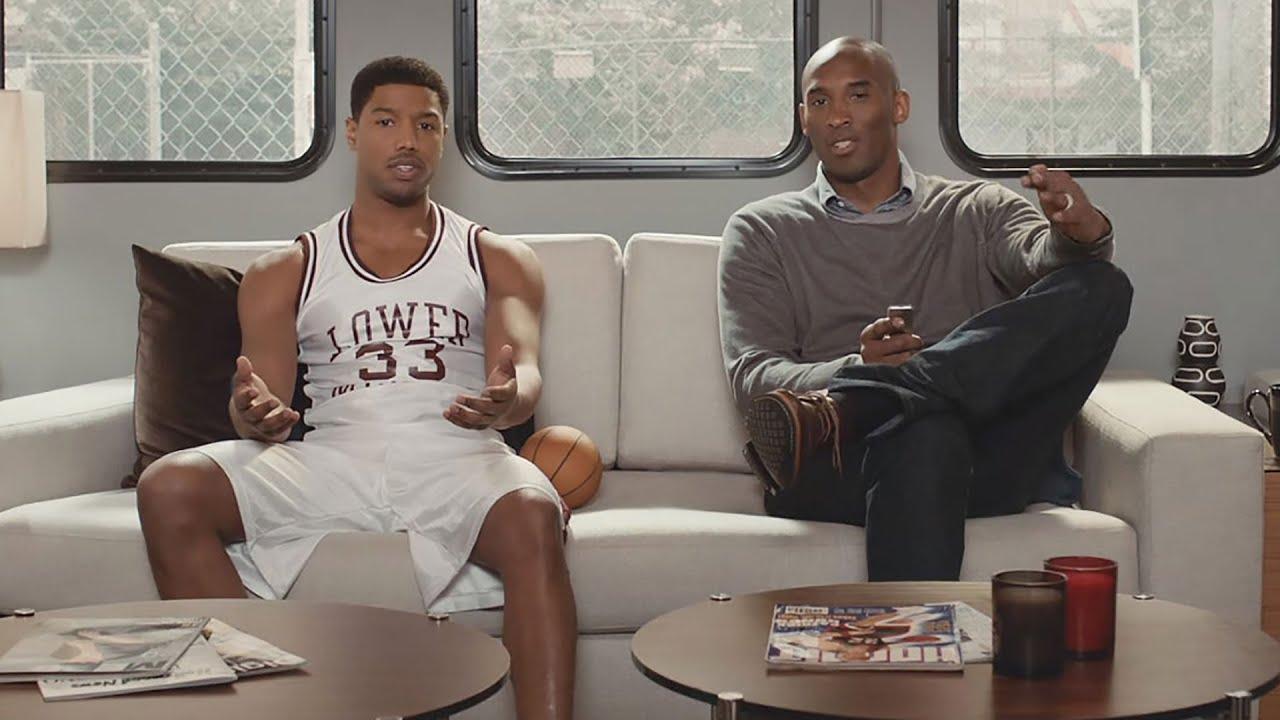 Apple Commercial with Michael B. Jordan