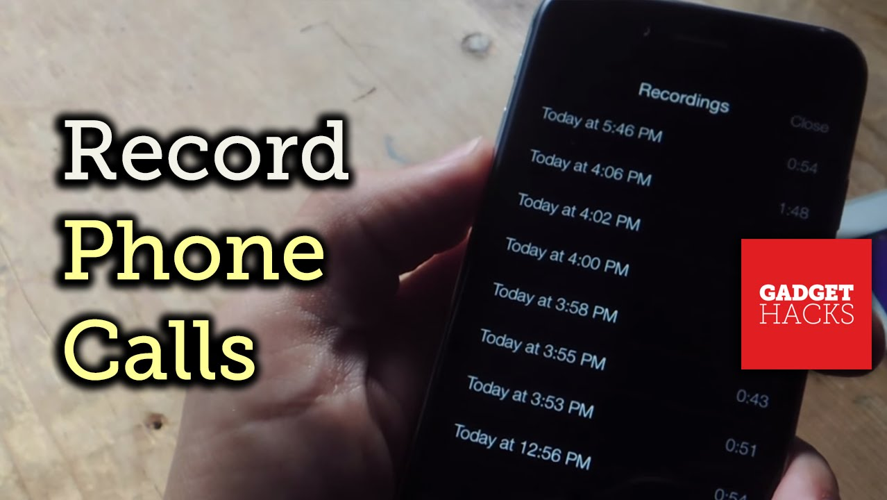 record conversation on iphone easily record phone conversations on your iphone how to 8740