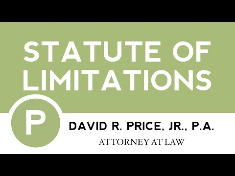 South Carolina Statute of Limitations | Personal Injury Lawyer Greenville SC | 864-271-2636