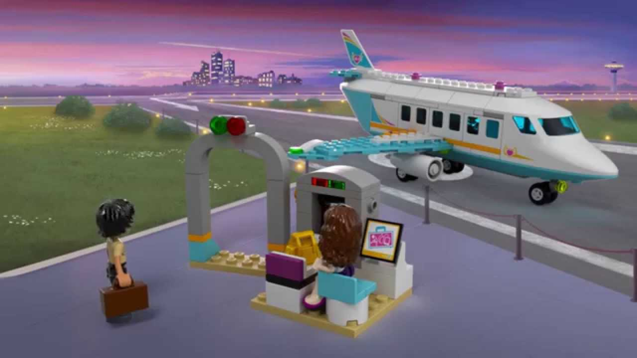 Lego Private Jet  Wwwgalleryhip  The Hippest Pics