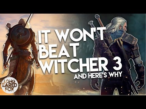 Why I think Assassin s Creed Origins WON T Be Better Than The Witcher 3