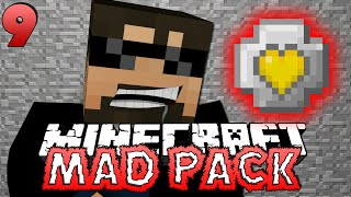 Minecraft Mad Pack 9 - MORE HEARTS