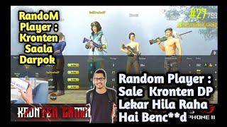Random player Saale Kronton DP Lekar Bhag Raha Hai Benc**d
