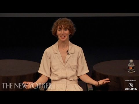 Richard Brody with Miranda July, Alex Karpovsky, Kenneth Lonergan, and Terence Nance