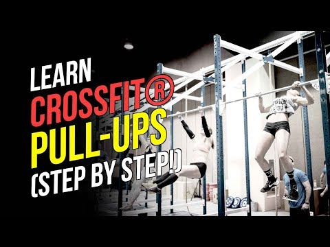 Step By Step Pull-Ups (Proper Progression )