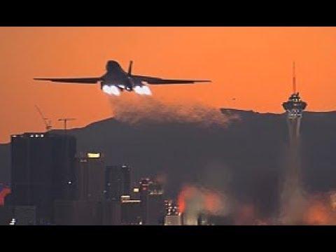 B-1B Video Appreciation - Nellis AFB