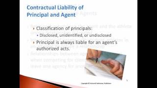 Video Ch. 10 The Law of Agency and Athlete Agents download MP3, 3GP, MP4, WEBM, AVI, FLV Agustus 2018