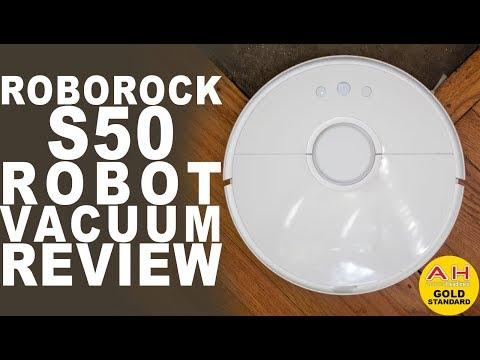 Roborock S50 Robot Vacuum Review - Retaining the Crown