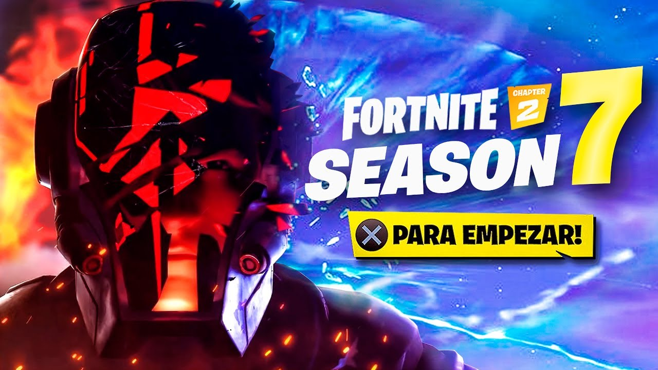 🔴 ¿EVENTO FINAL? NUEVA TEMPORADA 7 DE FORTNITE....