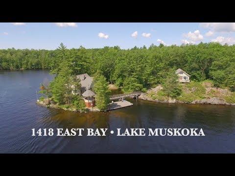 1418 East Bay - Lake Muskoka, Muskoka