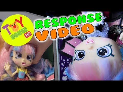 ToyHouseHD Responds to Shoppies Sparkle's Questions 🤣