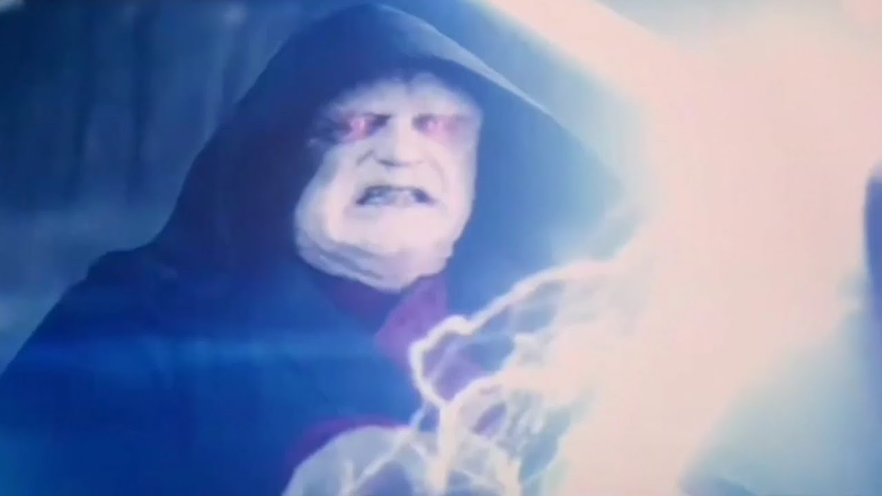 The Rise Of Skywalker Palpatine Death Youtube