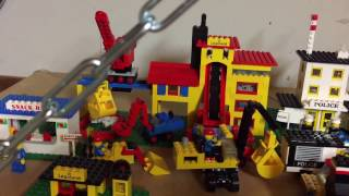 Lego Train Town April 2017