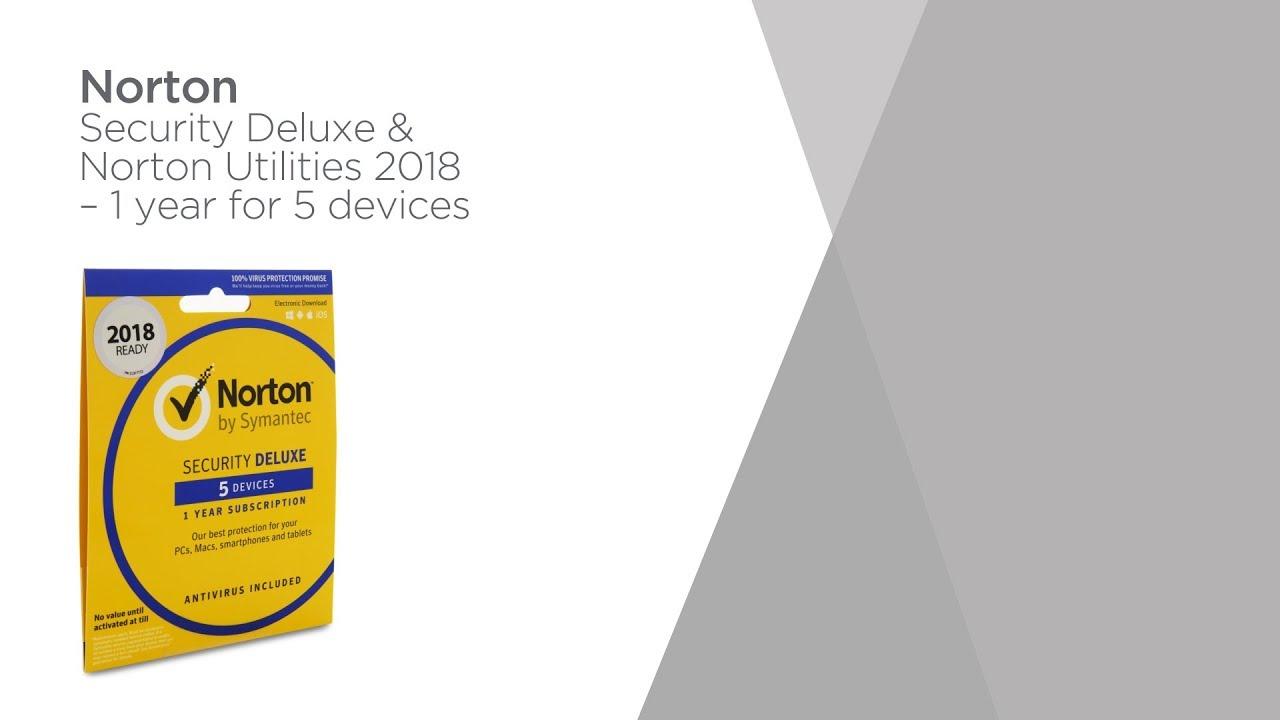 norton security deluxe 5 download