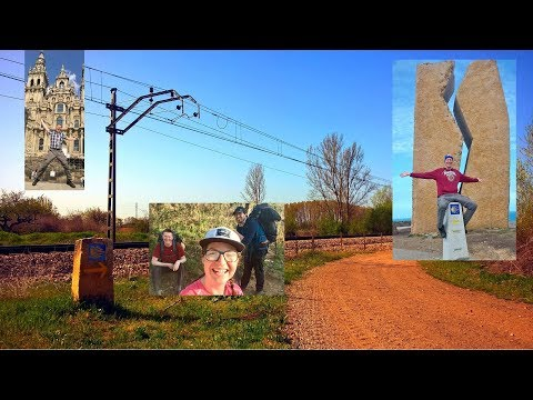 Way of Saint James 2018 - Camino Frances - Leon~Santiago~Fisterra~Muxia