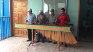 Marimba La Voz del Recreo de San Antonio Huista