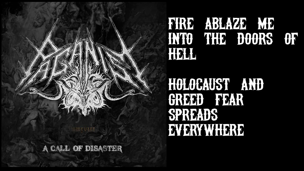 Paganist - A Call Of Disaster - YouTube