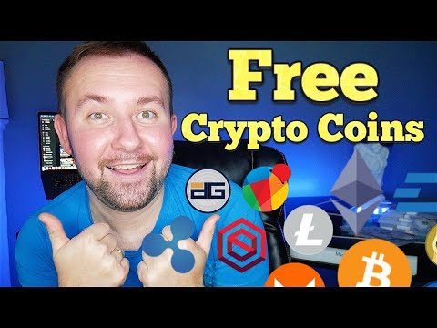 How To Get Free Cryptocurrency Step By Step Guide – Almost $200 Worth Of Free Coins