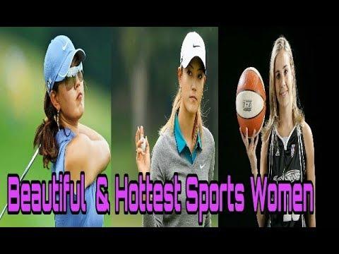 World's Top 10 Most Beautiful  & Hottest Sports Women