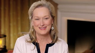 Listen to Meryl Streep's Spot-On Impression of Her 'Old Friend' Cher (Exclusive)