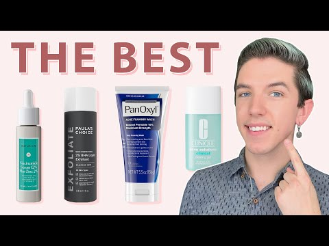 Teen Acne: The BEST Products To Get Rid Of It!