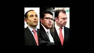 Monreal nombres de asesores extranjeros de EPN 3-4