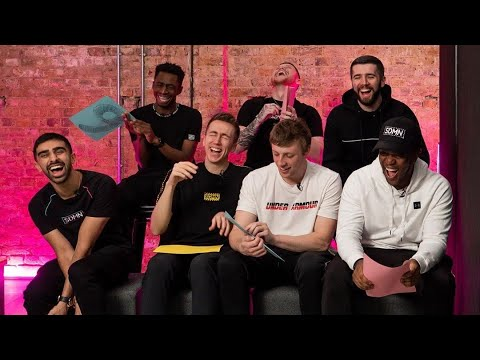 SIDEMEN BLIND DATING 2 but it's only Harry and JJ