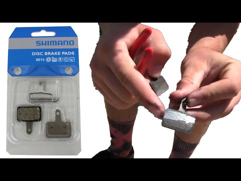 How To Replace Disc Brake Pads (MTB)