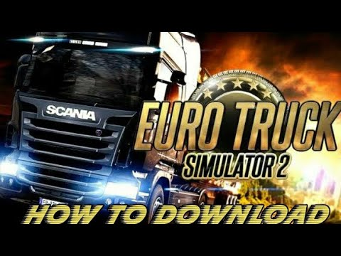 How to download euro truck simulator 2 || ETS2 || ETS2 Tamil || New version