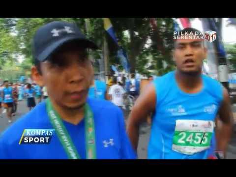 3.000 Peserta dari 18 Negara Ikuti Lombok Marathon