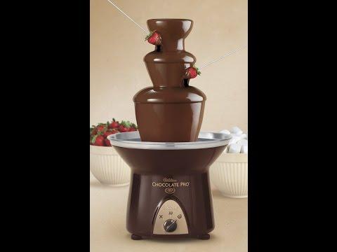 Review: Wilton Chocolate Pro 3-Tier Chocolate Fountain, 2104-9008