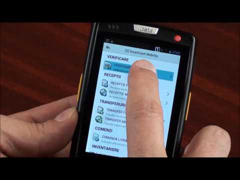 SmartCash Mobility pentru Android de la Magister Software