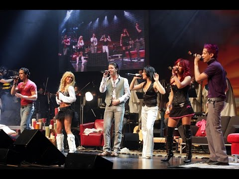 RBD - Live in Hollywood @Pantages Theater | 21.01.2006