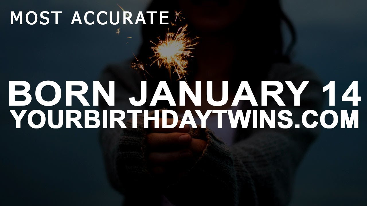 numerology 14 january day meaning